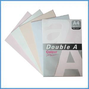 DOUBLE A色紙 80磅 A4 (500張/包)