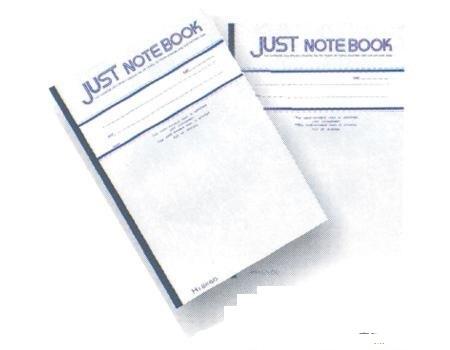 天鵝25K平裝筆記本