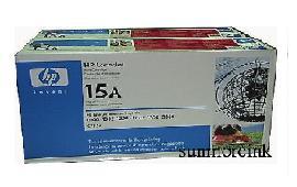 HP原廠碳粉 C7115A 機型:HP LJ-1000/1200/1220/3300/3330