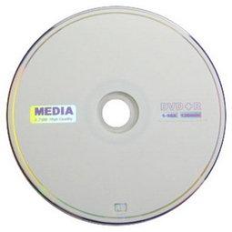 空白光碟片 16X DVD-R 25片裝