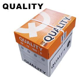 Quality  高白影印紙  70磅 A4 (10包 )