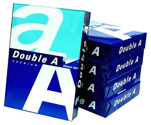 DOUBLE A 多功能噴墨影印紙 80磅 A4 (10包)