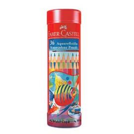西德輝柏 水彩色鉛筆 36色 (115936 鋁合金 棒棒筒)