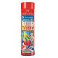 西德輝柏 水彩色鉛筆 24色 (115924 鋁合金 棒棒筒)