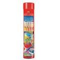 西德輝柏 水彩色鉛筆 12色 (115912 鋁合金 棒棒筒)